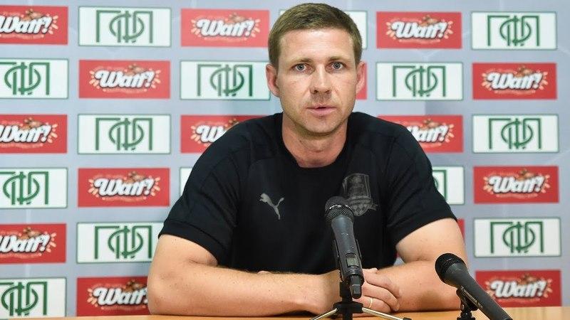Александр Хромыков: «Обе команды продемонстрировали футбол высокого уровня»