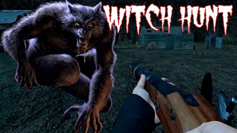 УБИЛИ ЗВЕРЯ witch hunt gameplay! Выследили и убили Оборотня! Охота на ведьм 2