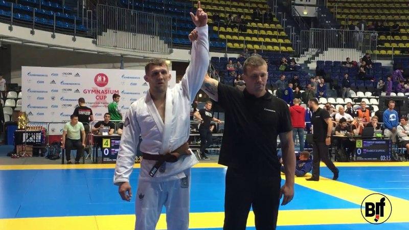 Георгий Емельянов Vs Александр Балюк Gymnasium Absolute (Gymnasium CUP X)