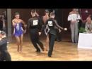 Paul Moldovan Cristina Tatar Samba GOC2018 GrandSlam LATIN [HD, 1280x720p]