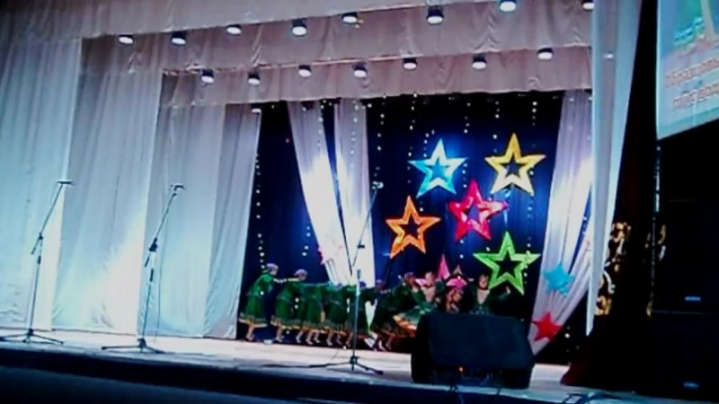 Ейск 2017 Июнь Дом Офицеров концерт 1 часть Созвездие талантов