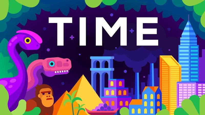 Time: The History Future of Everything – Remastered