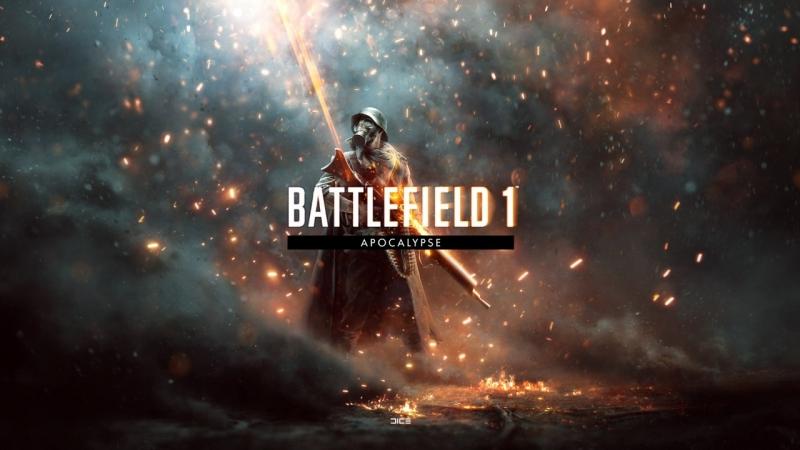 Battlefield 1 - Русский трейлер дополнения «Апокалипсис» и «Волны перемен» - «Северное море» (2018) HD