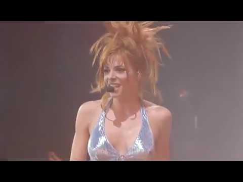 Mylene Farmer Live a Bercy 1996