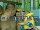 ТК Волга: Многодетные семьи в аквапарке Атолл