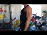 Мое первое видео тренировки мышц спины с закадровой озвучкой))) #рубрикатрансформация