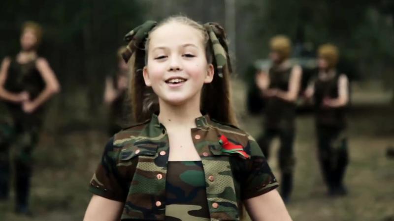 Три танкиста Ангелина Пиппер День победы.mov 三容器船員