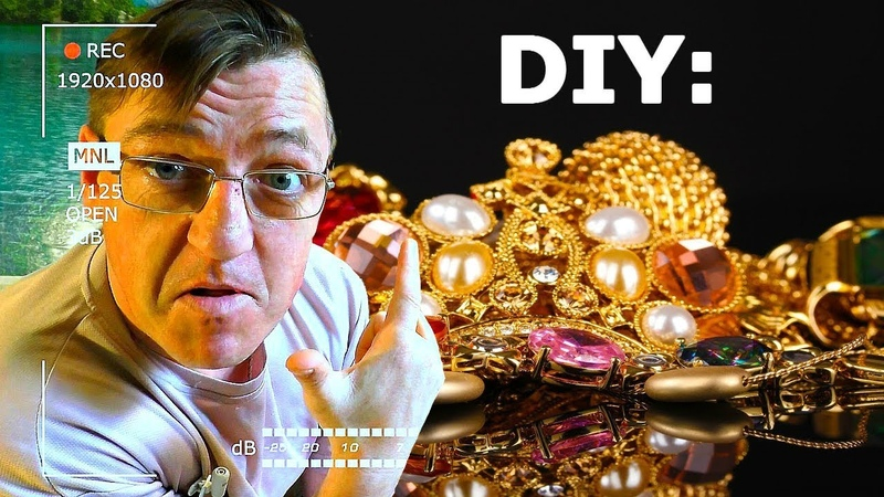 DIY намотка ништяков своими руками Wire Wrap Art Эксклюзивные авторские украшения