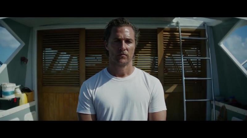 SERENITY Official Trailer 2018 Matthew McConaughey Anne Hathaway Movie HD