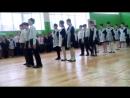 Смотр строя и песни 5А класс 2016