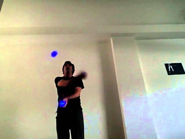 101 Juggling Tricks Tutorial 29 Mills Mess Chase Tutorial