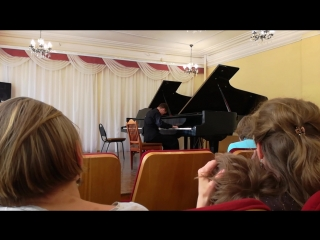 Черни К. Этюд №12 (op.740)