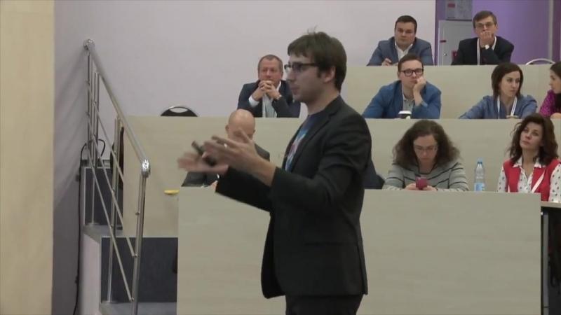 Василий Лебедев, основатель и генеральный директор школы креативного мышления ИКРА – «Креативная мышца компании»