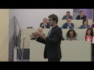 Василий Лебедев, основатель и генеральный директор школы креативного мышления ИКРА  Креативная мышца компании