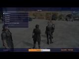 Final Fantasy XV. Стрим прохождение на русском #2