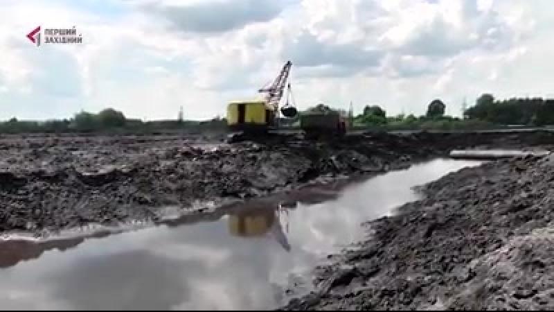 Більше 60-ти тисяч тонн вугілля застрягли на складах шахт в Червонограді!!
