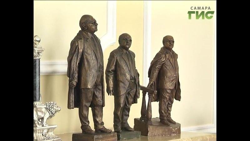 В Самаре появится памятник легендарному конструктору Дмитрию Козлову