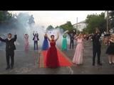Флешмоб от выпускников 2018 г. Великобуялыцкой школы