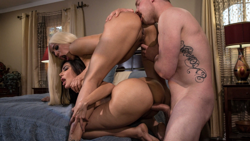 Lela Star, Luna Star HD 720, All Sex, Brazzers, Latina, Hardcore, Big Tits, Big Ass, Stockings, Blowjob, POV,