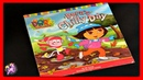 DORA THE EXPLORER DORA'S CHILLY DAY - Read Aloud - Storybook for kids, children adults
