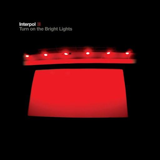 Interpol альбом Turn On The Bright Lights