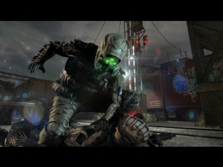 Баги в Splinter Cell Blacklist Spy VS Merc