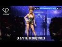 Los Angeles Fashion Week S/S 19 - Art Hearts Fashion - George Styler | FashionTV | FTV
