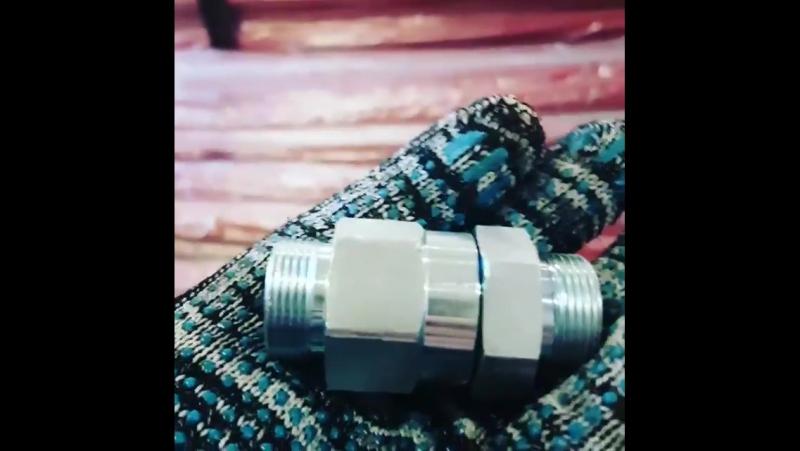 Обратный клапан шиберного гидронасоса Оригинал JUNJIN