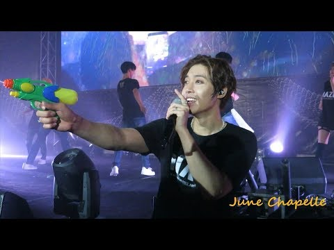 20180407 KIM HYUN JOONG HAZE World Tour in Bangkok ENCORE