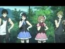 Танец и песня Мы идолы из аниме-сериала За гранью