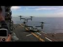 Конвертоплан Osprey MV 22