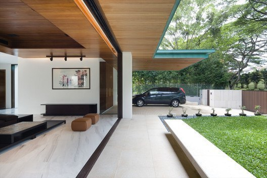 The Green House / K2LD Architects