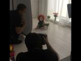 Как проходят съёмки для самых маленьких