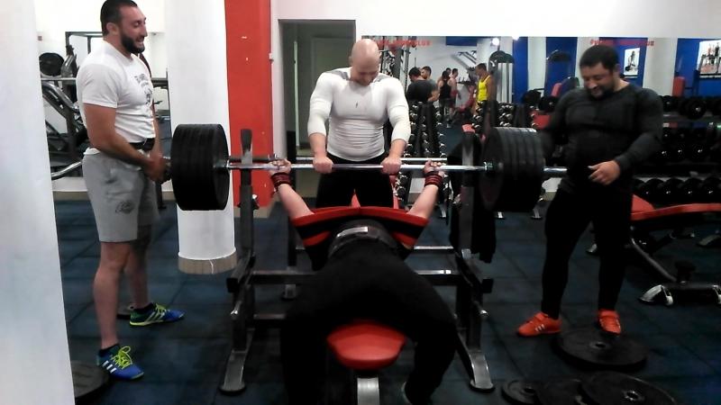 250 кг Смоленко Вадим
