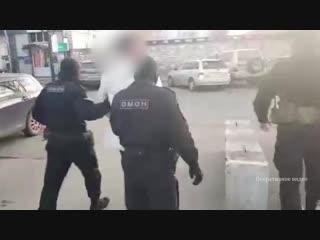 Задержание иркутского депутата Александра Панько