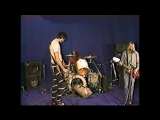Nirvana - Evergreen State College Television Studios, Olympia 1990 (PRO #1b)