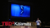 A glimpse of infinity Guillaume Nery TEDxKalamata