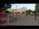 Чудовий суботній вечір в улюбленому місці відпочинку броварчан парку Перемога