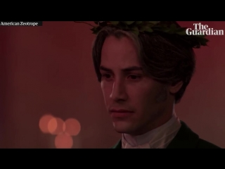 Do Winona Ryder and Keanu Reeves actually get married in this scene from Dracula