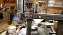 2 x72 Tilting Belt Sander/Grinder Build Part 1