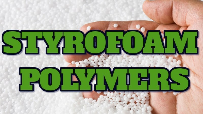 [Technology 60] STYROFOAM POLYMERS fact - Yes this fact also makes me suprise
