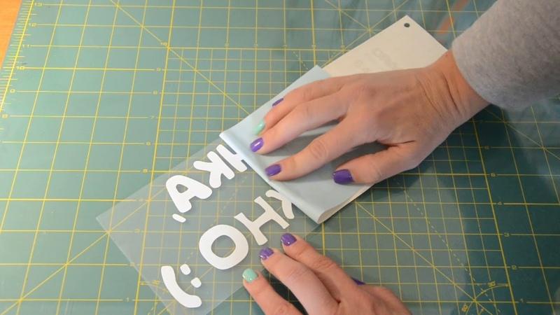 Инструкция - Как клеить виниловые наклейки.