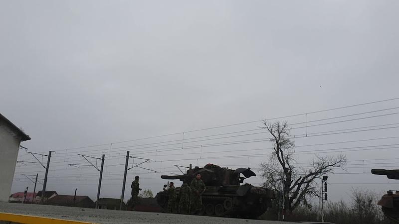Accident mortal, militar electrocutat in gara din Alba Iulia