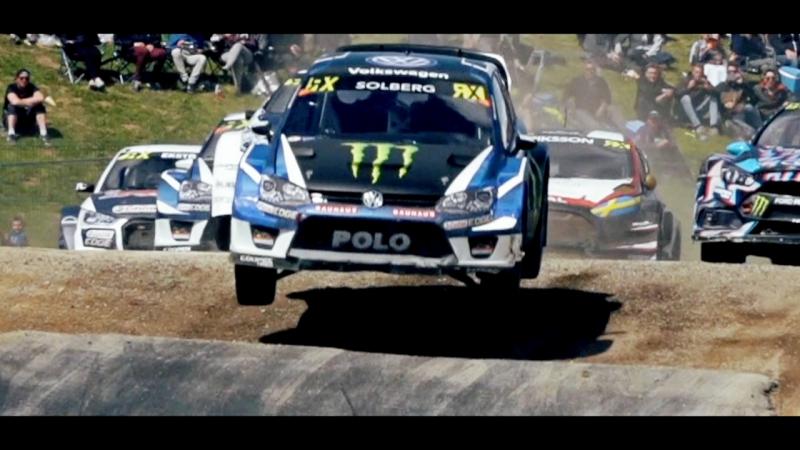 FIA World Rallycross Championship 2017 (Prize Giving)
