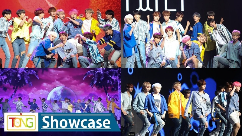 SEVENTEEN(세븐틴) 'Oh My!' 'Our dawn is hotter than day' Showcase Stage (어쩌나, 우리의 새벽은 낮보다 뜨겁다)