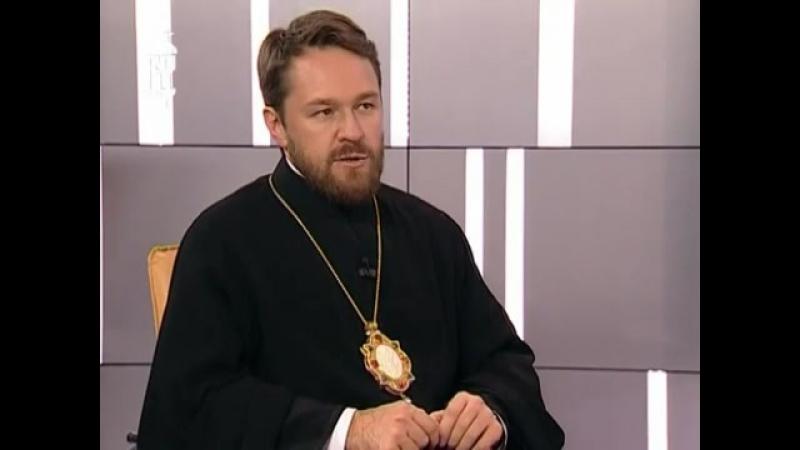Митрополит Иларион об иконах канонических и неканонических!