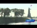 Малые города России: Молога - город, затопленный в Рыбинском водохранилище.