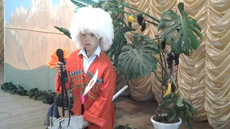 х Путь правды Красноармейская СОШ дагестанская культура Волшебный сад