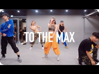 1Million dance studio To The Max - Yellow Claw / May J Lee Choreography