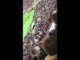 Беспорядки на матче Вест Хэма